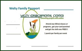 Welty Family Passport