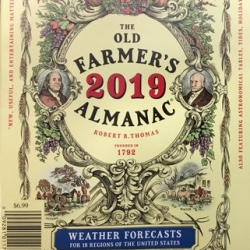 2019 Old Farmer's Almanac Social 2.26.2019 @ Welty Environmental Center