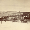 Campus view northwest circa 1875-website